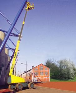 直臂式高空作业车、直臂式高空作业平台